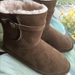 BEAR PAWS SUEDE UPPER BOOTS SIZE 11